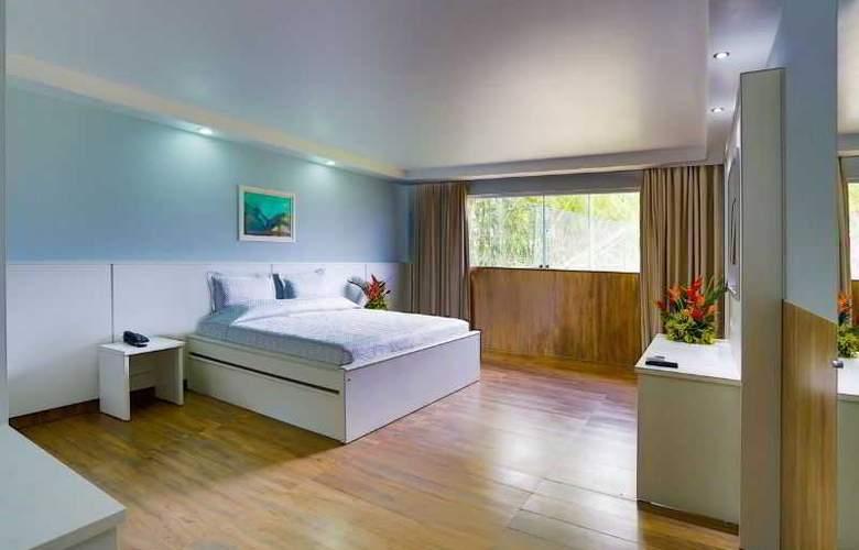 Nauticomar All Inclusive Hotel & Beach Club - Room - 9