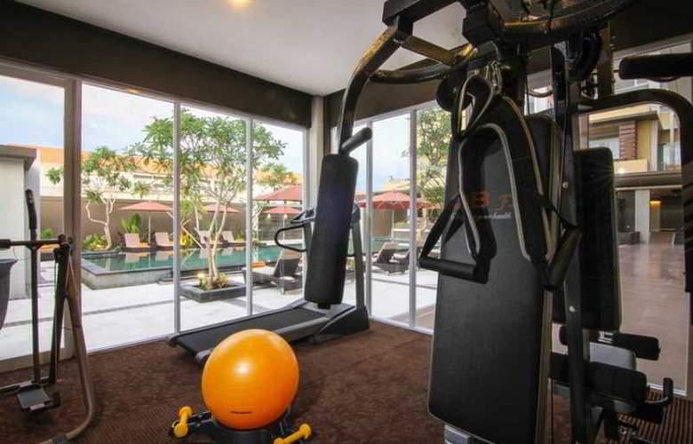 The Kana Kuta Hotel - Sport - 5