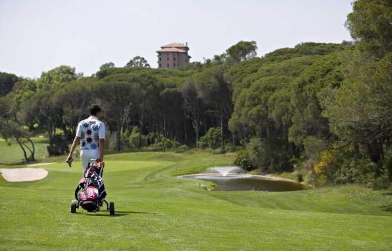 Best western Golf Hotel De Valescure - Sport - 25