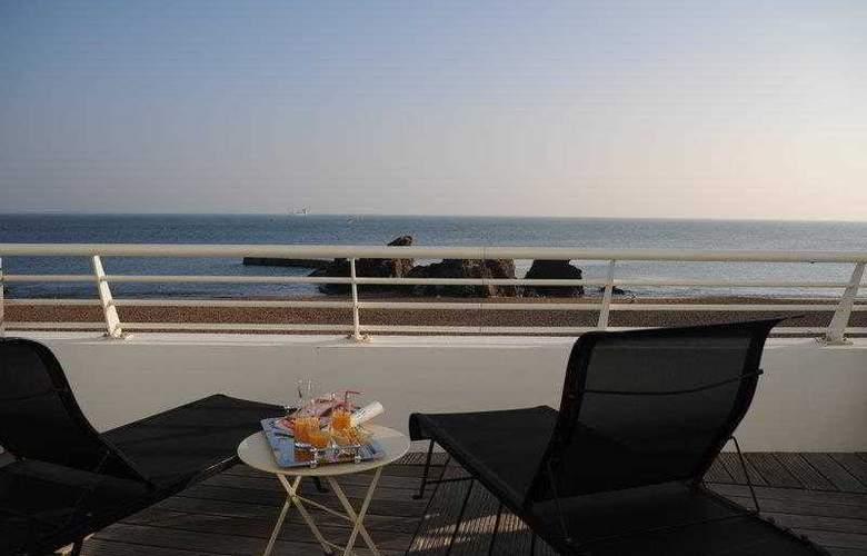Best Western Hotel de la Plage - Hotel - 8