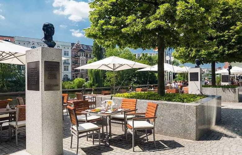 Ameron Hotel Abion Spreebogen Berlin - Terrace - 21