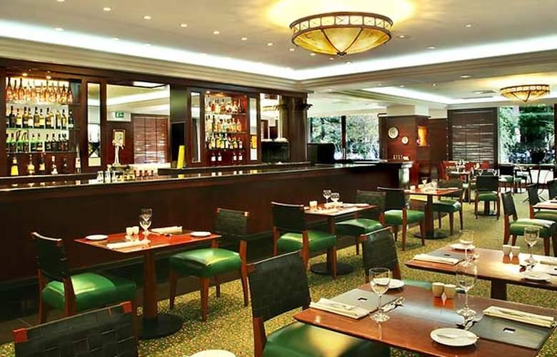 Lisbon Marriott - Restaurant - 17