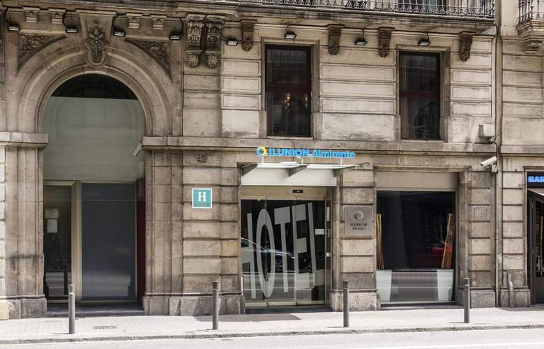Ilunion Almirante - Hotel - 0