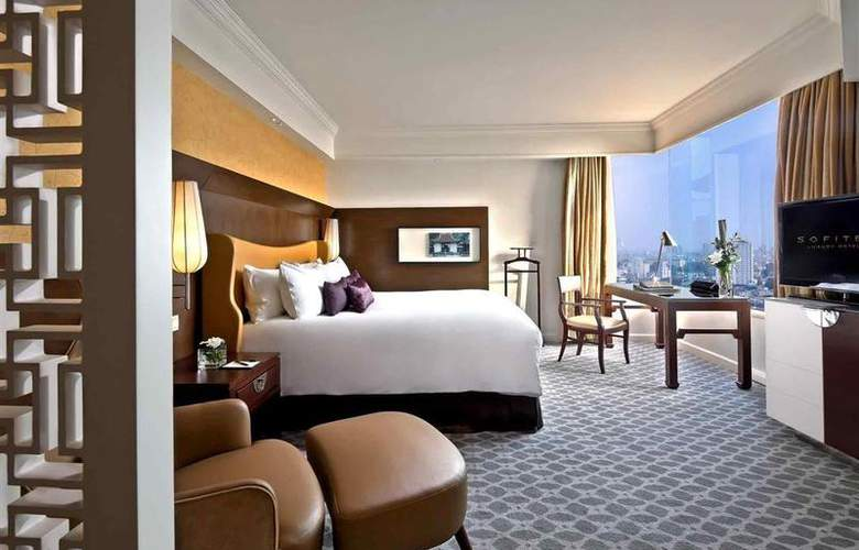 Pan Pacific Hanoi - Room - 22