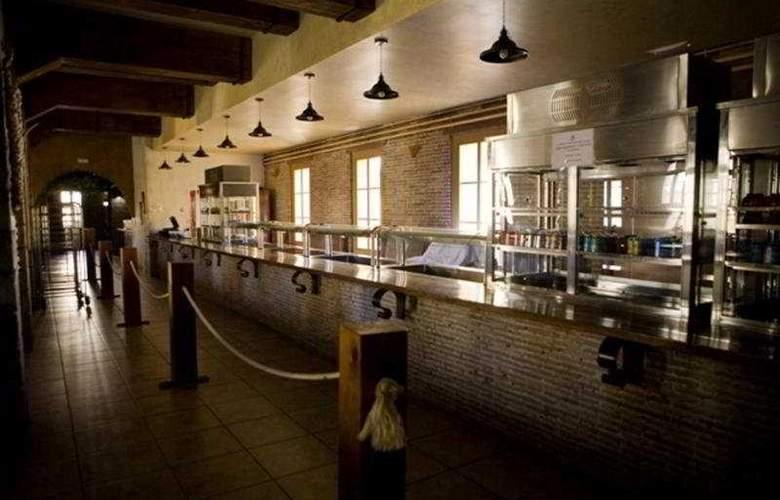 Albergue Pirenarium - Restaurant - 8