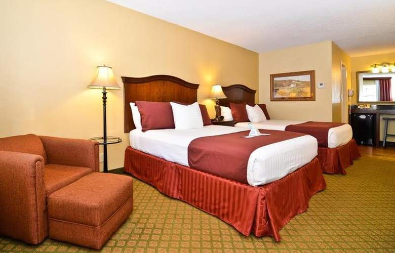 Best Western Coach House Inn - Room - 136