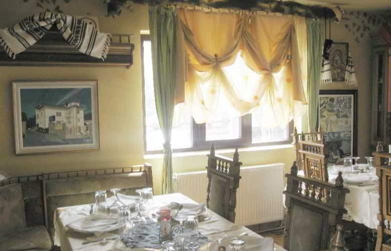 Pensiunea Leaganul Bucovinei - Restaurant - 12