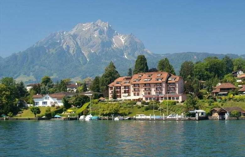 Kastanienbaum Swiss Quality Seehotel - Hotel - 0