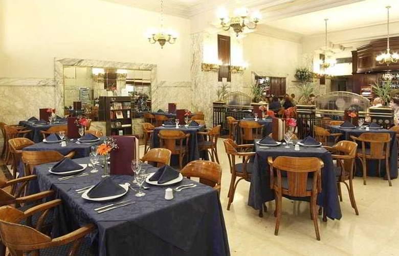 Castelar Hotel & Spa - Restaurant - 11