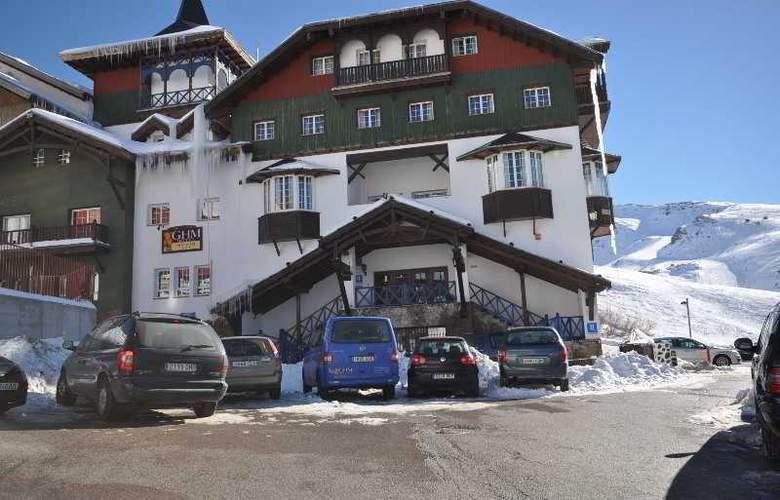GHM Monachil - Hotel - 11