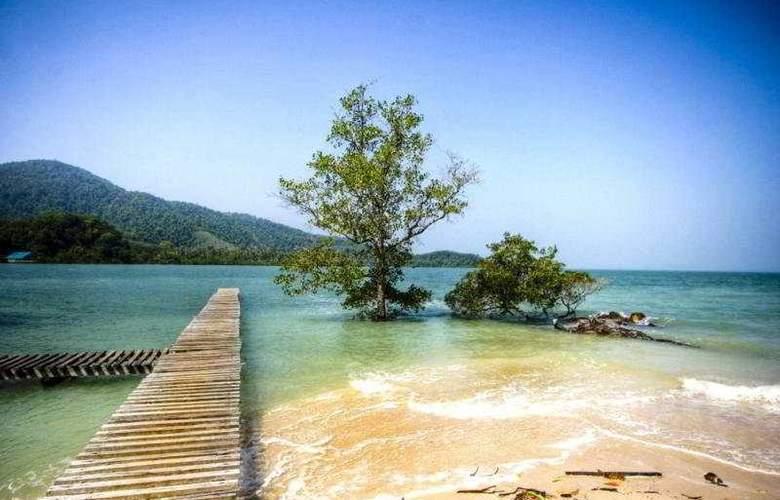 Kooncharaburi Resort Kong Kang - Beach - 8