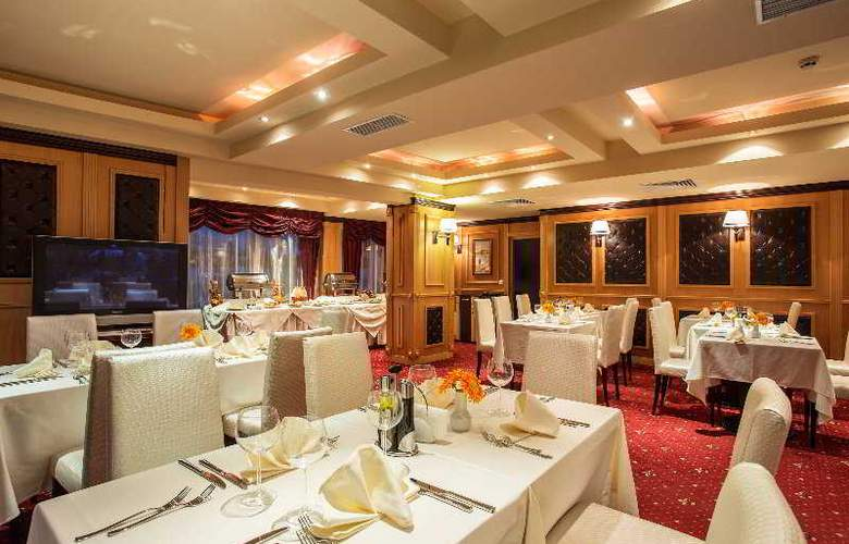 Best Western Lozenetz Sofia - Restaurant - 14