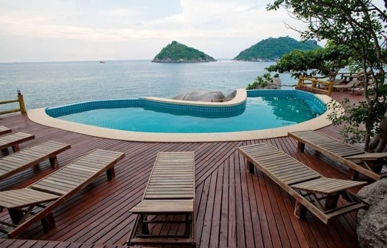 Dusit Buncha Resort Koh Tao - Pool - 2