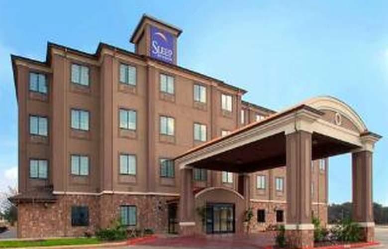 Sleep Inn & Suites at Six Flags - Hotel - 0