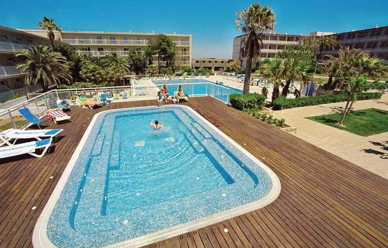 Club Hotel Aguamarina - Pool - 8