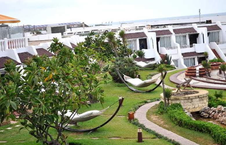 Casablanca Le Lido Thalasso & Spa - Terrace - 34