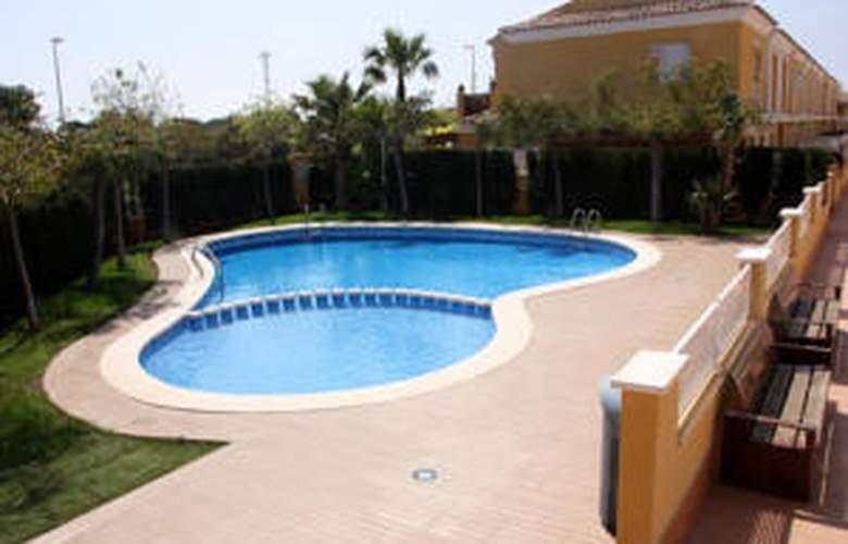 Chalets adosados Alcocebre Suites 3000 - Pool - 10