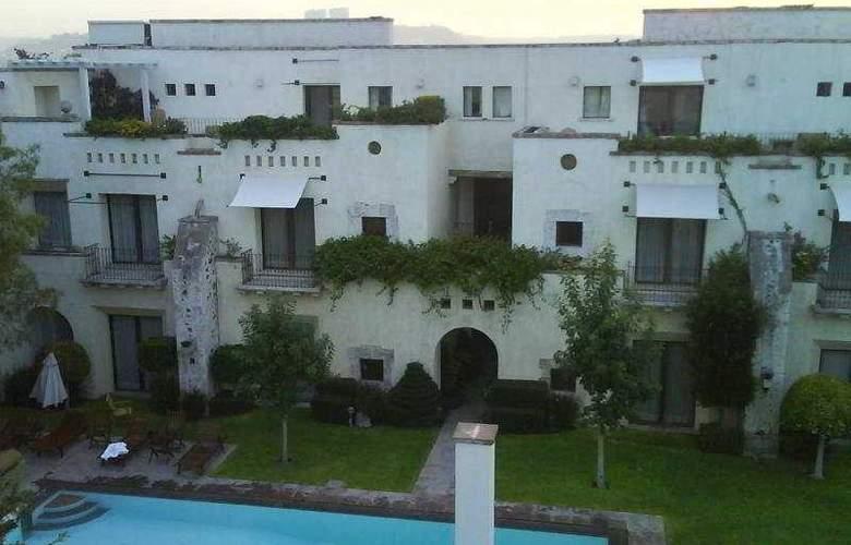 Doña Urraca Hotel & Spa Queretaro - General - 1