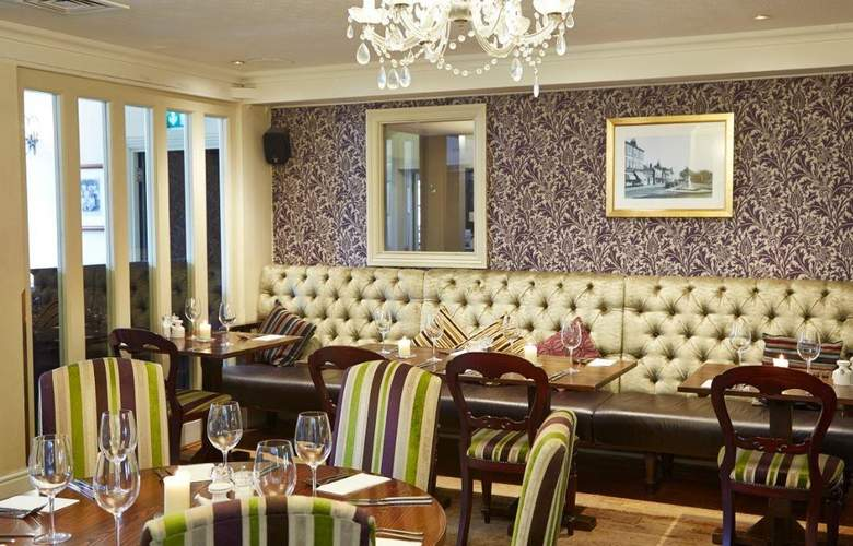 Kings Arms - Restaurant - 4
