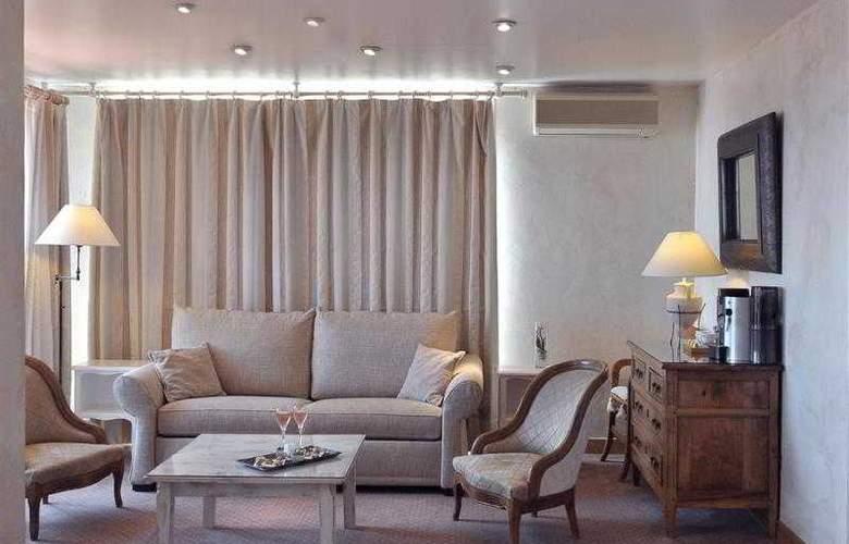 Best Western Hotel Montfleuri - Hotel - 44