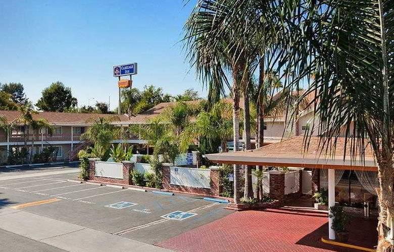 Best Western Plus Carriage Inn Sherman Oaks - Hotel - 4