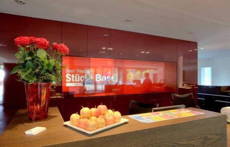 BEST WESTERN Hotel Stuecki - Hotel - 50