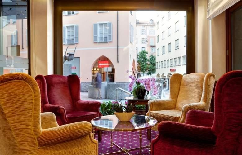 Hotel Lugano Dante Center - General - 1