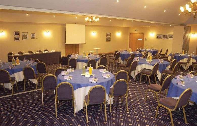 Best Western Bentley Leisure Club Hotel & Spa - Conference - 99
