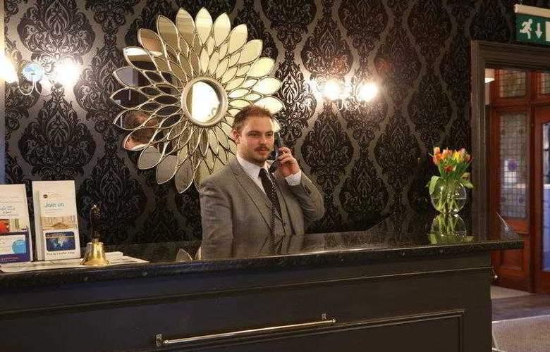 Best Western Dryfesdale - Hotel - 97