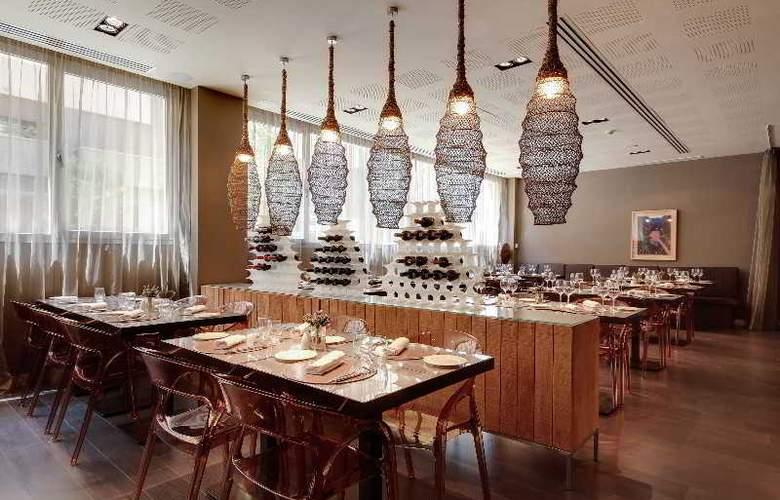 Rafaelhoteles Forum Alcala - Restaurant - 46
