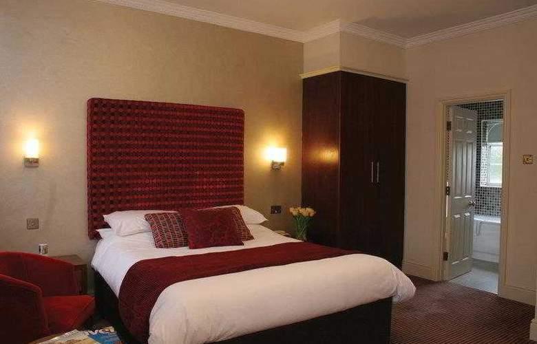 Best Western Westley - Hotel - 13