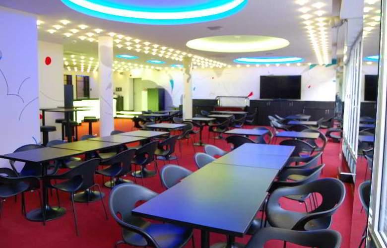 United Hostel Frankfurt City Center - Restaurant - 3