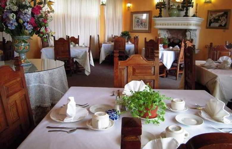 Hacienda de las Flores - Restaurant - 12