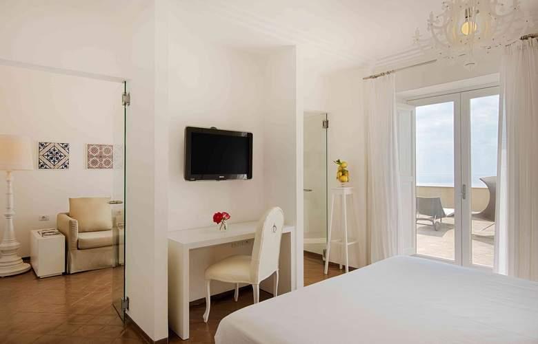 NH Collection Grand Hotel Convento di Amalfi - Room - 11