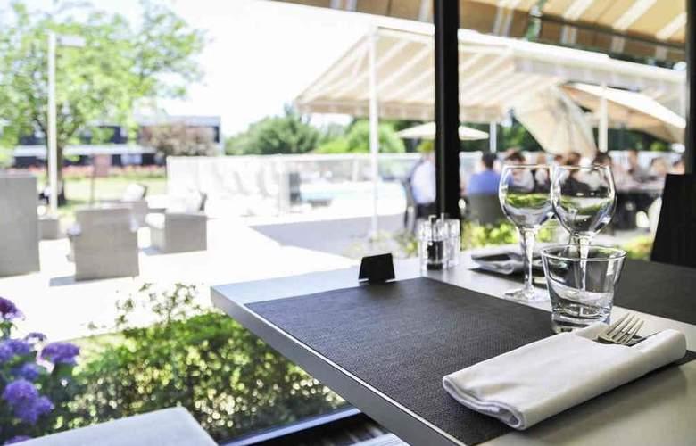 Novotel Nantes Carquefou - Restaurant - 56