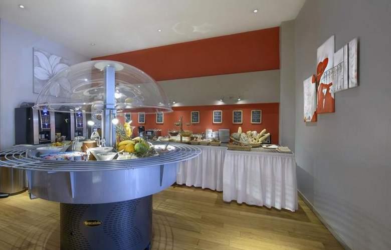 Best Western Roosevelt - Restaurant - 64
