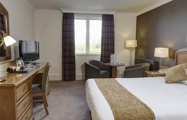 Best Western Stoke-On-Trent Moat House - Room - 83
