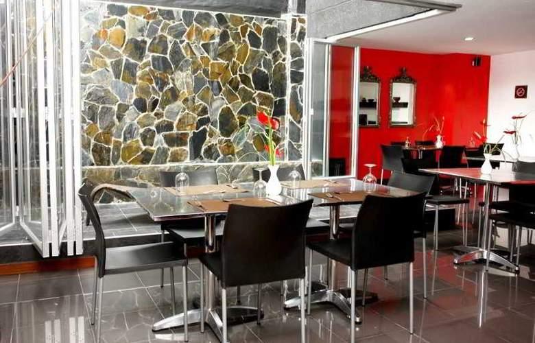 Hotel Zuldemayda - Restaurant - 2