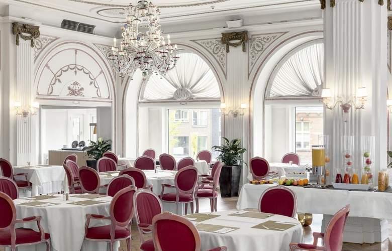 NH Carlton Amsterdam - Restaurant - 1