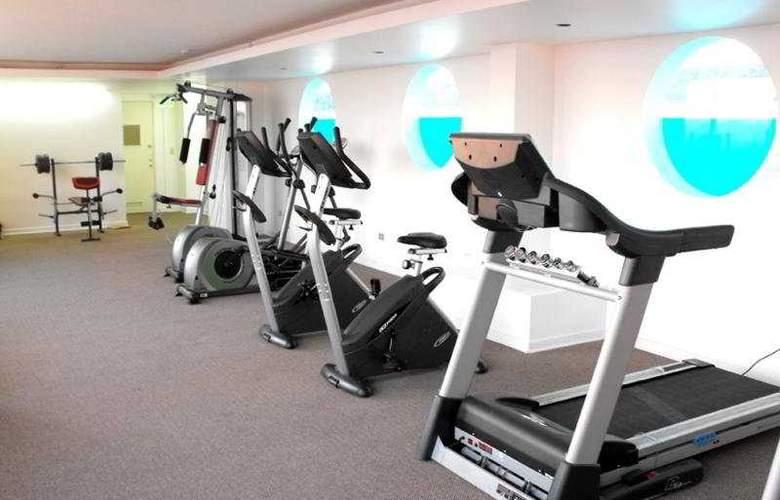 BMB Suites Apart Hotel - Sport - 10