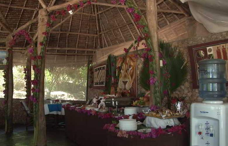 Dorado Cottage - Restaurant - 39