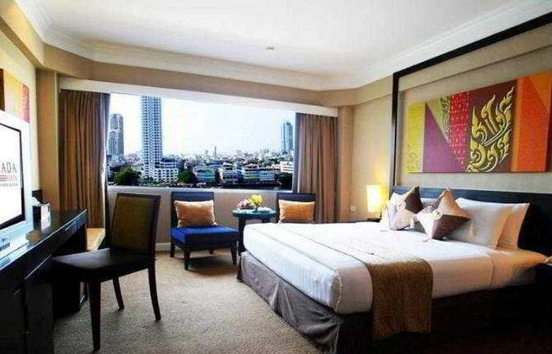 Ramada Plaza Menam Riverside Bangkok - Room - 4