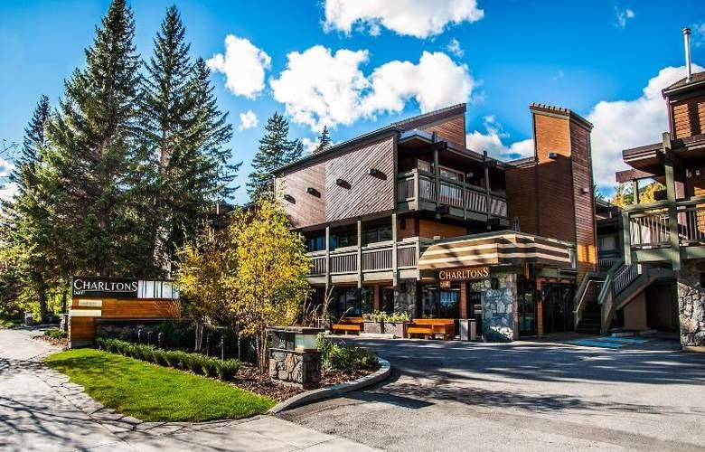 Charlton's Cedar Court - Hotel - 0