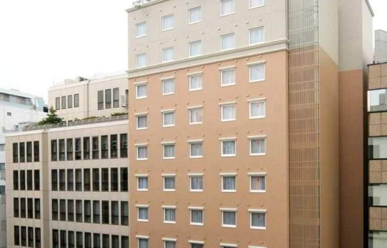 Toyoko Inn Tokyo Nihon-Bashi - Hotel - 4