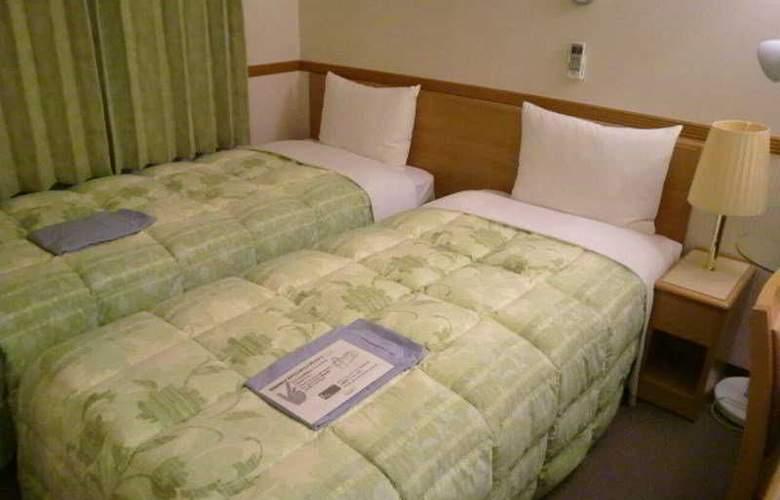 Toyoko Inn Yokohama Tsurumi-Eki Higashi-Guchi - Room - 3