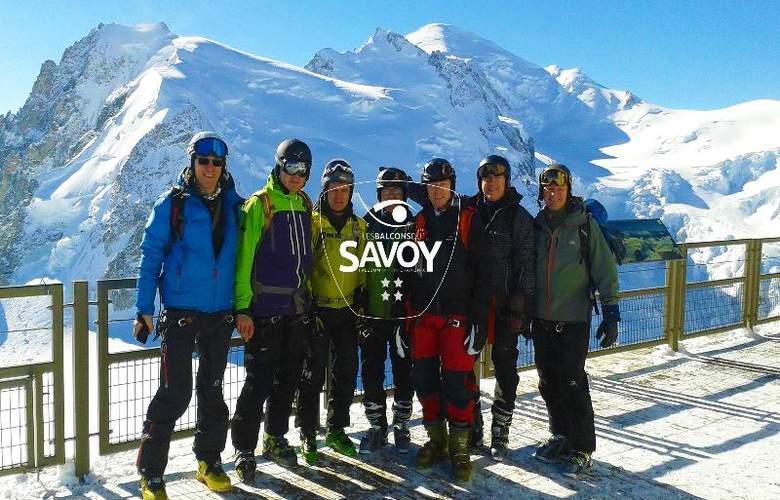 Les Balcons du Savoy - Sport - 25