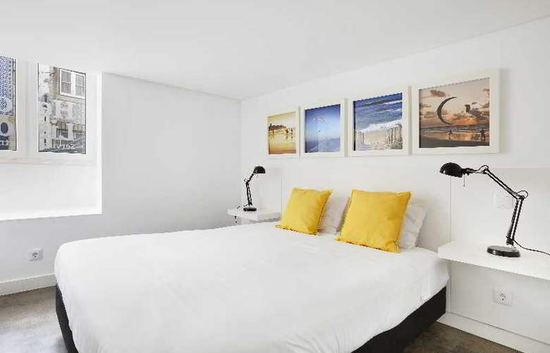 Hello Lisbon Castelo Apartments - Room - 5