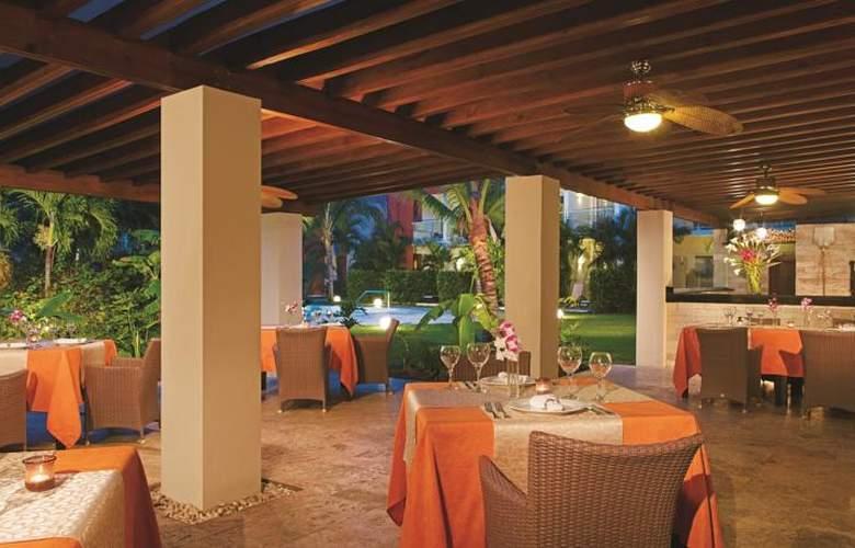 Amresorts Now Garden Punta Cana - Restaurant - 12