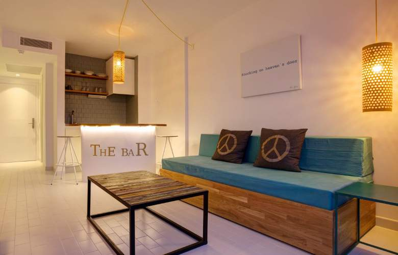 Santos Ibiza Coast Suites - Room - 6