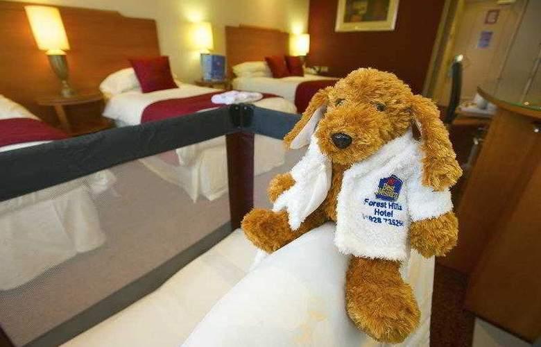 Best Western Forest Hills Hotel - Hotel - 0